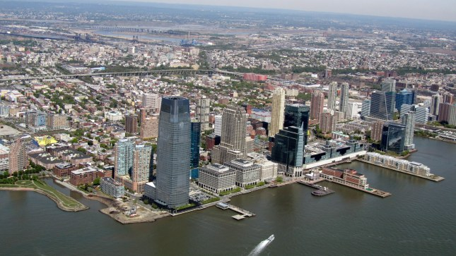 The inevitable change in apartments for rent in Jersey City, New Jersey